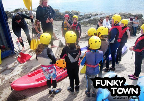 First Kids Club Funkytown Adventure Centre